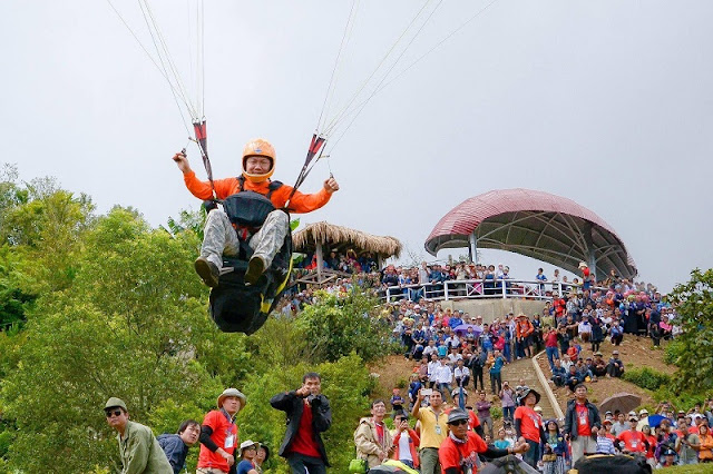 The Largest Paragliding Festival Will Be Held in Mu Cang Chai 1