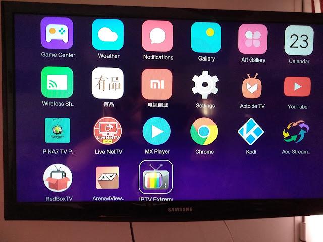 Original Xiaomi Mi Box 4 TV