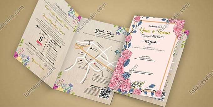 Jasa Desain Undangan Pernikahan Loka Desain Jasa Desain Grafis