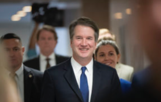 Democrats Down to 'Hail Mary' Moves in Fight to Kill Kavanaugh Confirmation