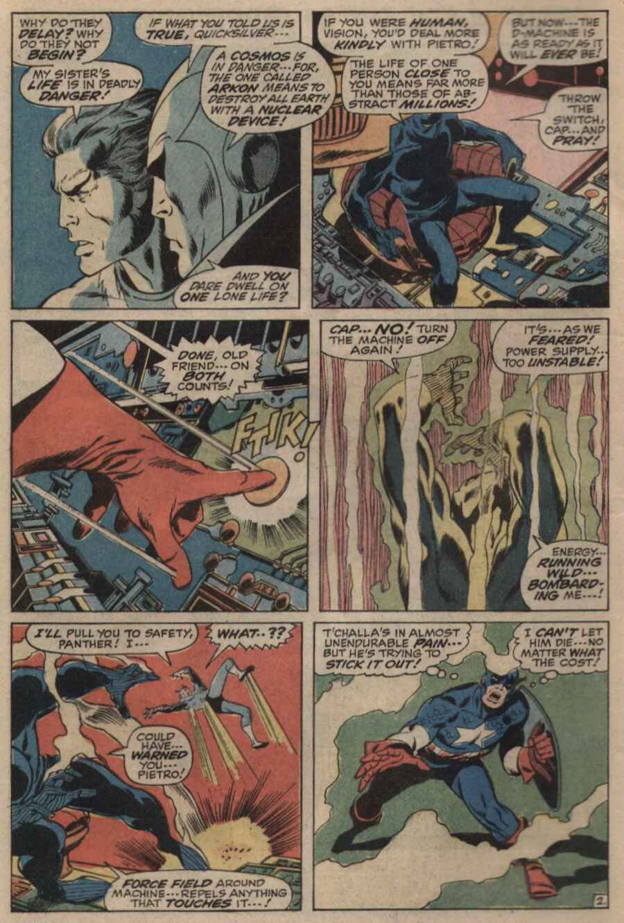 The Avengers (1963) 76 Page 2