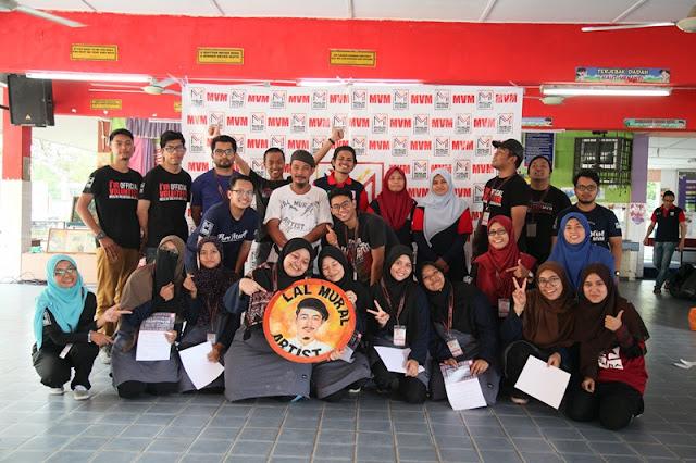 Aktiviti Sukarelawan Muslim Volunteer Malaysia