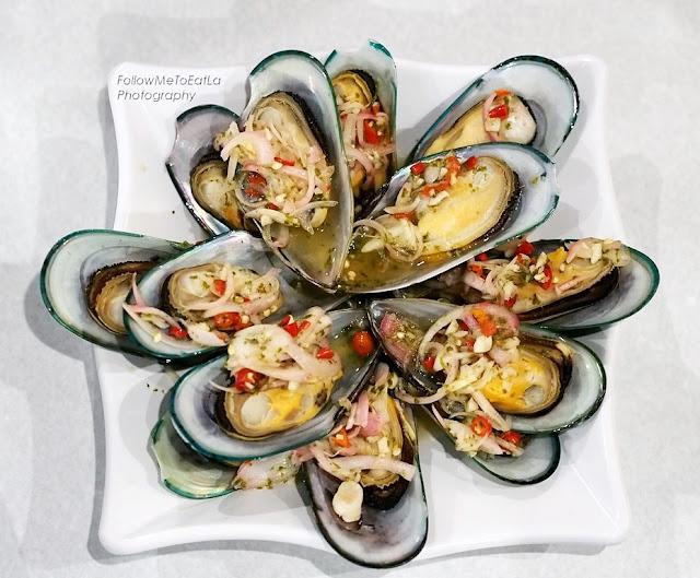 Kai's Chili Mussels