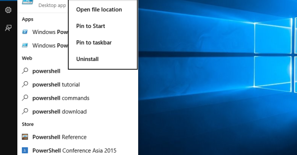 How To Reinstall Or Uninstall Windows Store apps in Windows