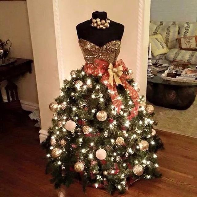 Dress Form Christmas Tree.20 Christmas Tree Dress Form Sweet Seamstress