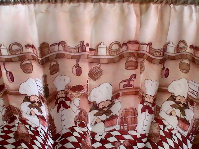 The Hidden Treasure of Fat Chef Kitchen Curtains