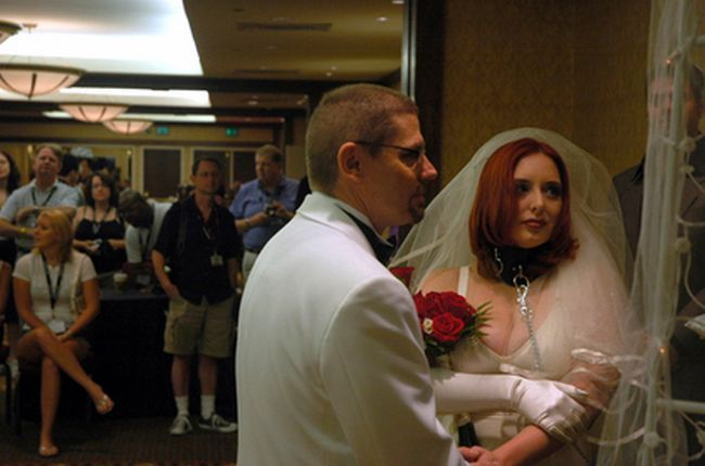 Bdsm Weddings 97