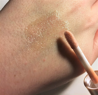 Too Faced Lip Injection Glossy Milkshake swatch