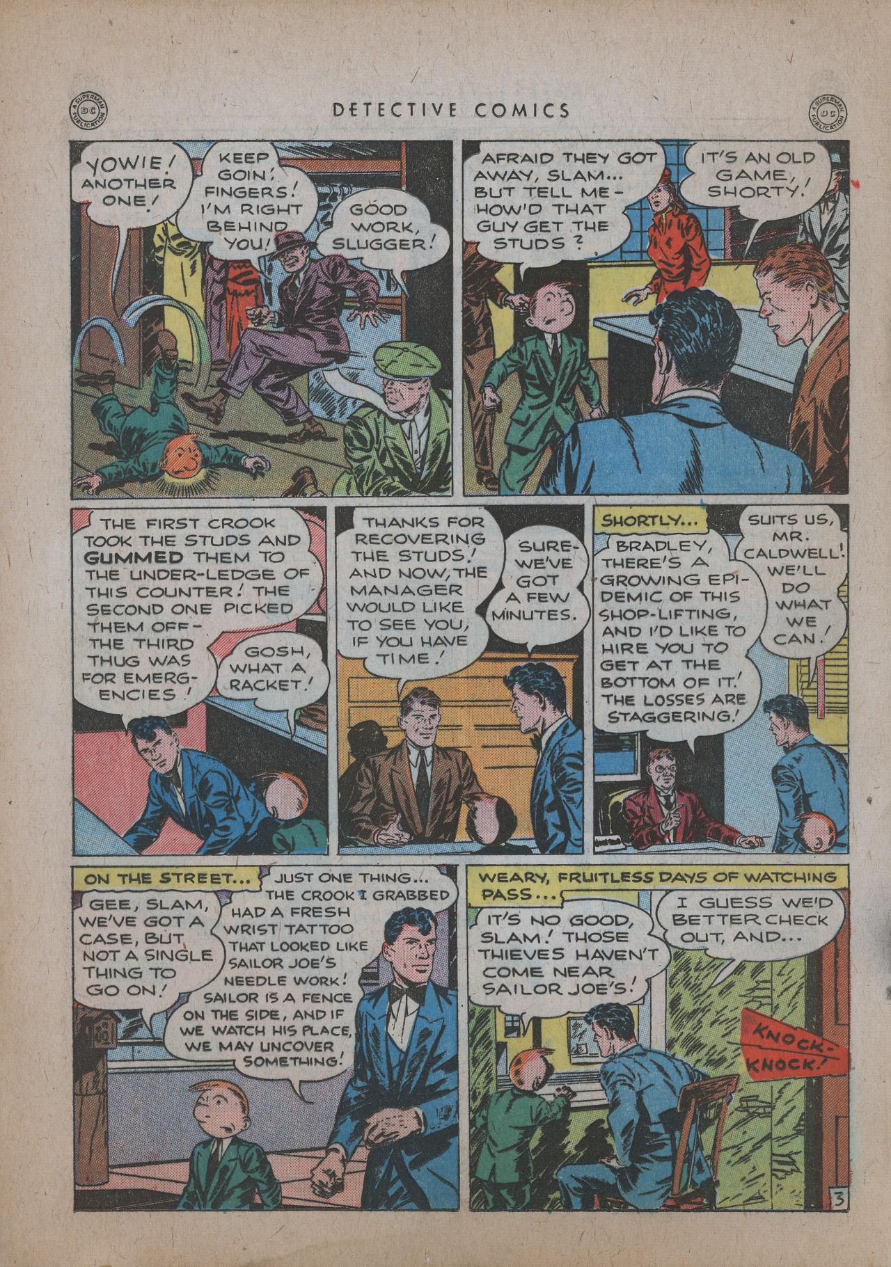 Read online Detective Comics (1937) comic -  Issue #101 - 18
