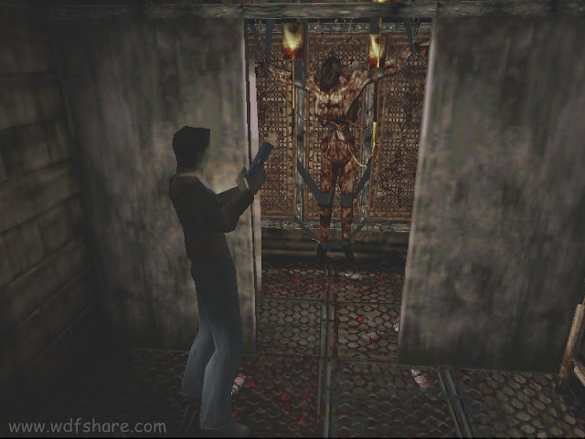 Silent Hill PS 1 Portable
