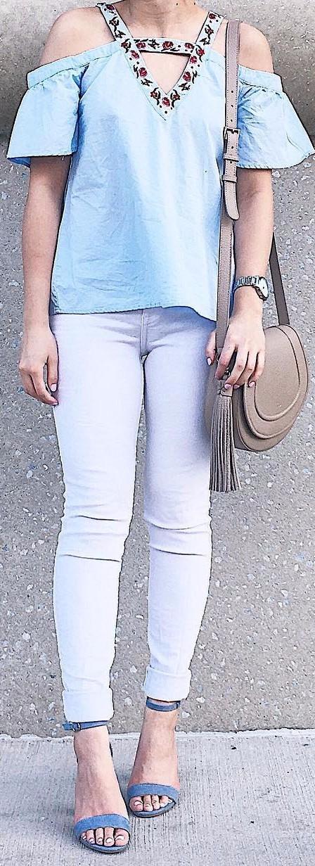 workwear in pastel