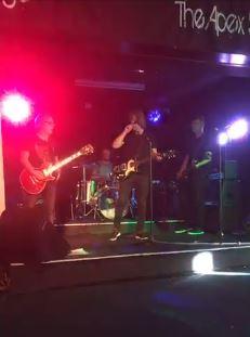 Ramrod rock scene 1