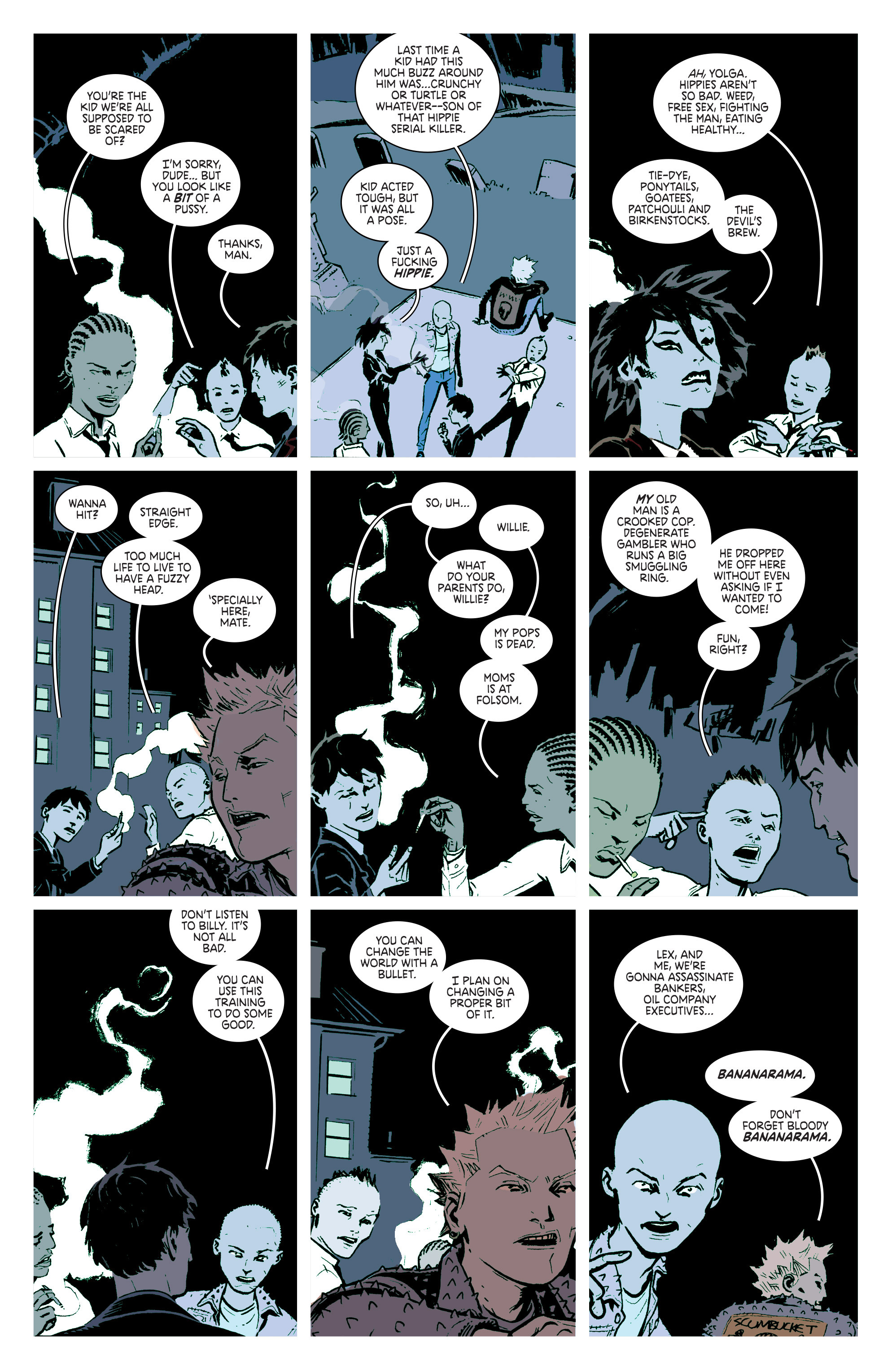 Read online Deadly Class comic -  Issue #2 - 14