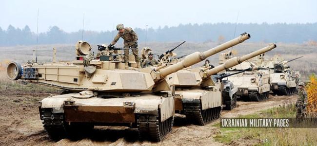 США у 2017-му розмістять танкову бригаду в Європі - інтерв'ю з генералом Беном Ходжесом