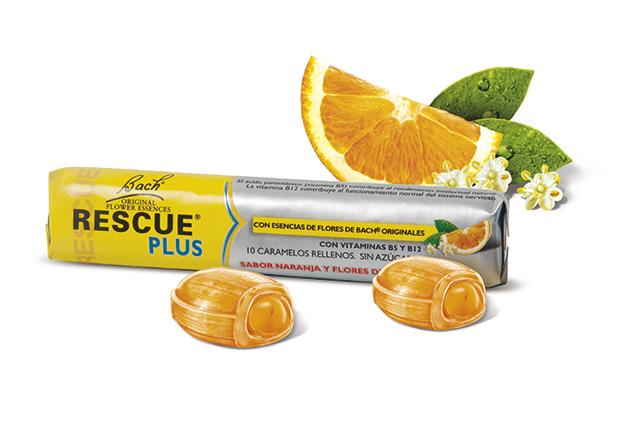 Caramelos Rescue Plus