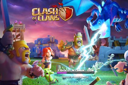Download Clash of Nyamuk (Clash of Clans Mod Apk) Terbaru