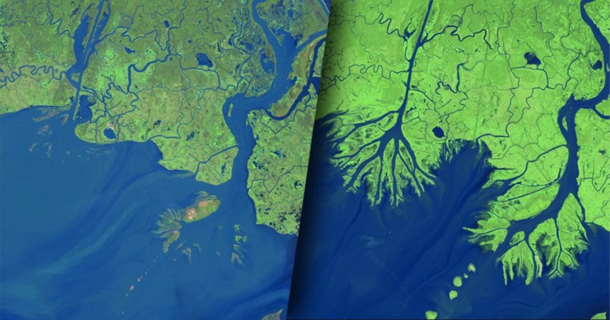 Amazing Video: NASA's Before And After Images Demonstrate How Quickly Earth Is Changing