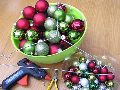weihnachtskugeln selber machen weihnachtskugeln aus wolle. Black Bedroom Furniture Sets. Home Design Ideas