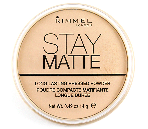 10 Best Affordable/Cheap/Budget Friendly Makeup Products Rimmel London Stay Matte Pressed Powder