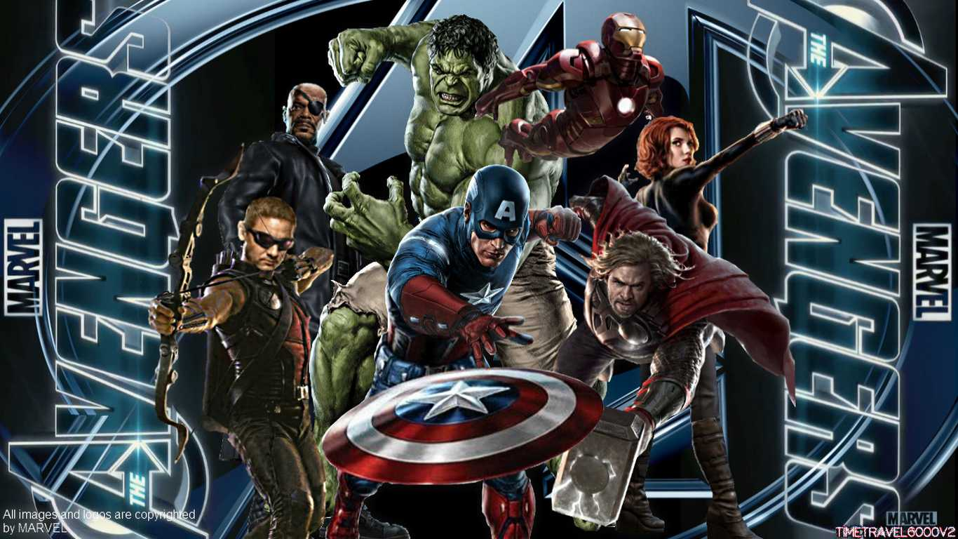 0) Wallpapers 1366x768 - fondos de pantalla: 1366x768 - Avengers Wallpapers Fondos de pantalla ...