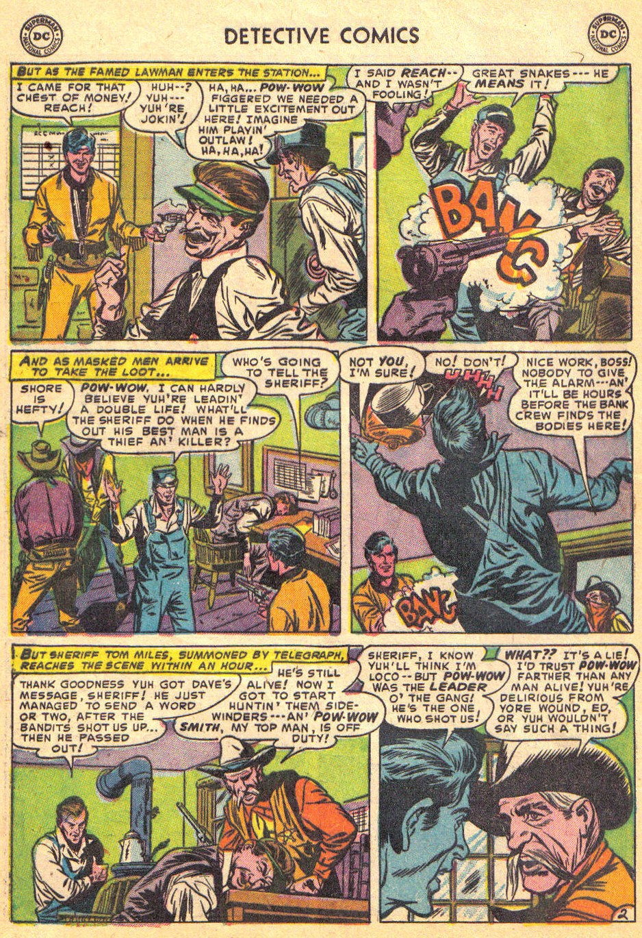 Detective Comics (1937) 193 Page 33