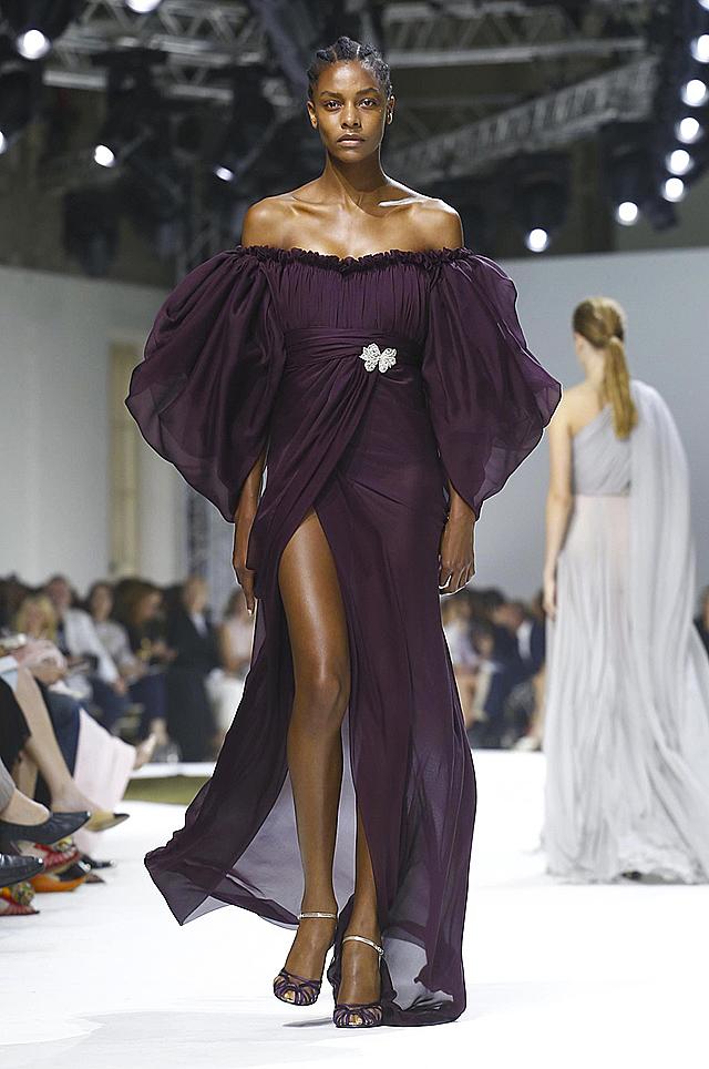 Giambattista Valli Fall 2016 Couture Paris Fashion Week