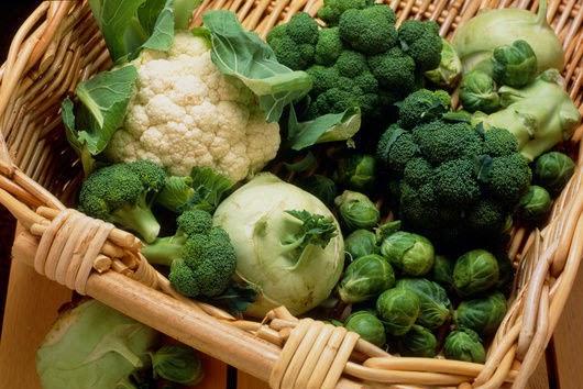الخضروات الصليبية أغذية صحية مفيدة
