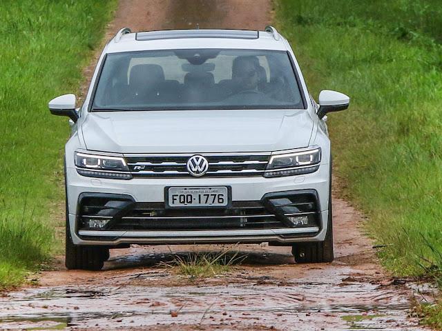 VW Tiguan AllSpace terá motor 1.5 TSI na Europa