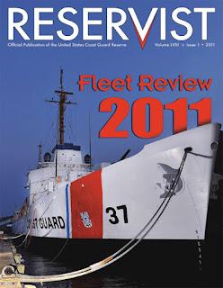 WINTER 2011 USCG RESERVIST MAGAZINE