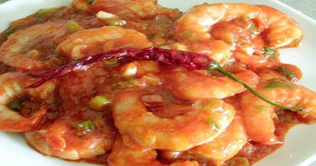 Szechwan Shrimp (Chili Shrimp) Recipe