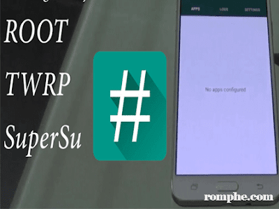 How to Install TWRP Root Samsung Galaxy A3 2016 Without PC