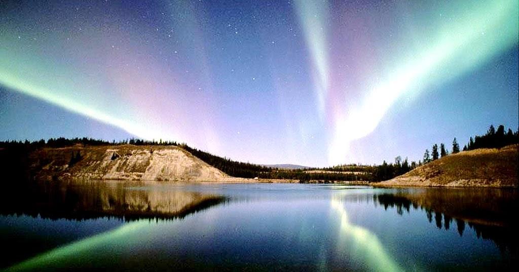 Maine Northern Lights