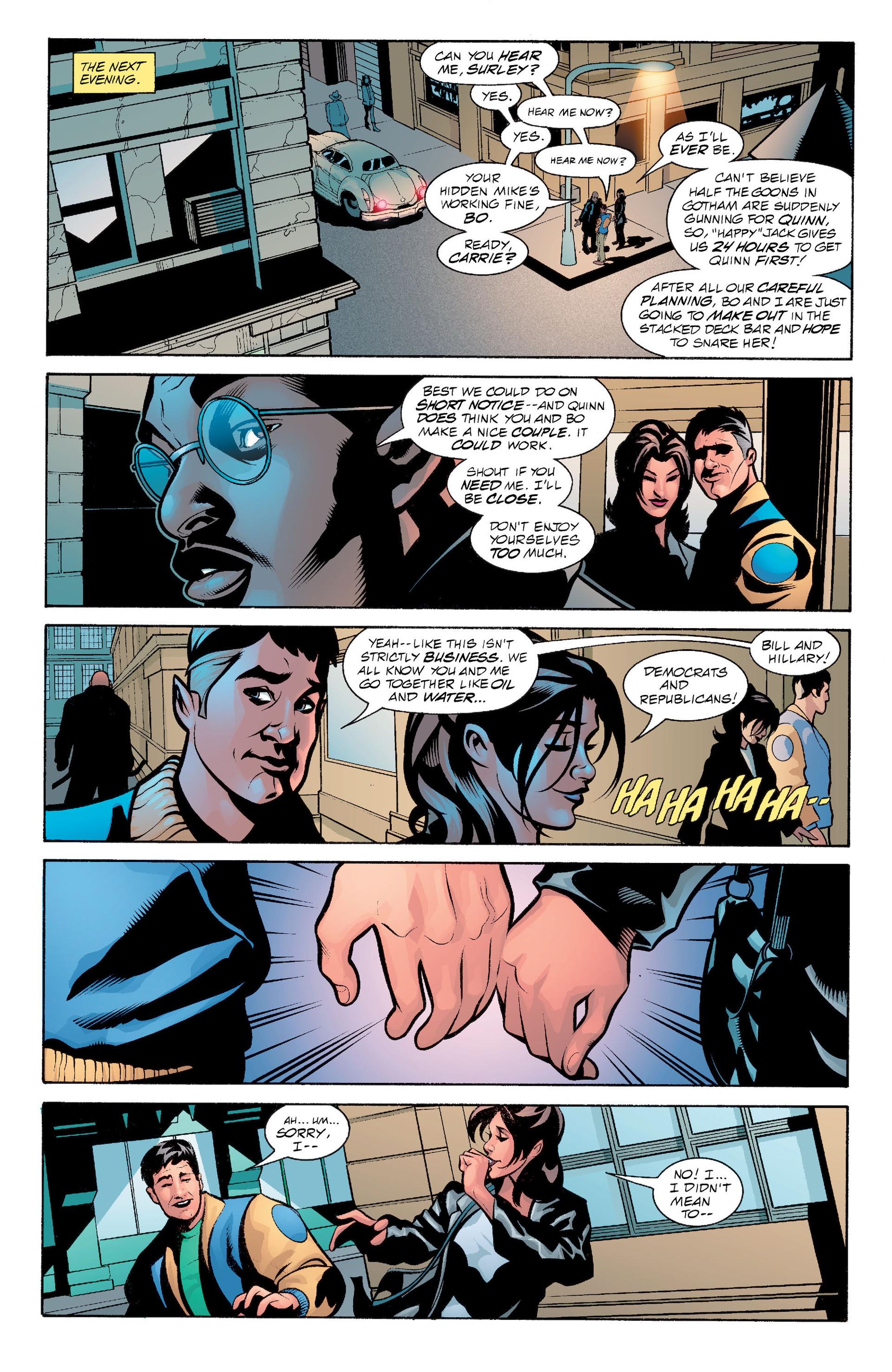 Harley Quinn (2000) Issue #11 #11 - English 17
