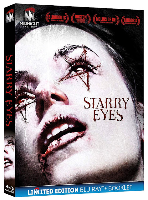Starry Eyes Home Video