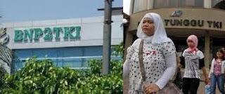 Permasalahan Hukum Tenaga Kerja Indonesia Di Luar Negeri