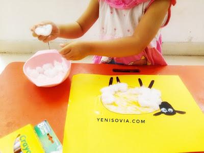 kegiatan stimulasi untuk anak usia 2 - 3 tahun