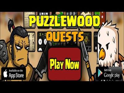 App Puzzlewood Quests Premium