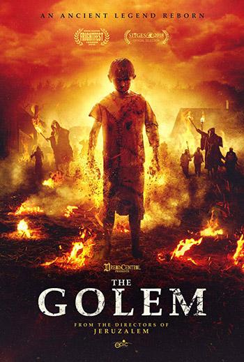 The Golem 2019