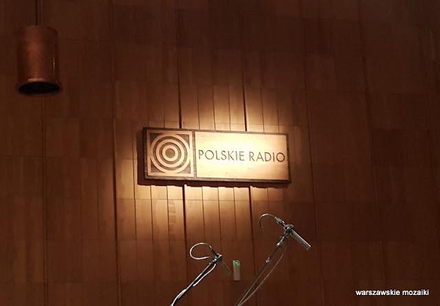 studio nagraniowe i koncertowe s1 im Witolda Lutosławskiego Warszawa Warsaw Mokotów