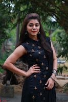 Actress Yamini Bhaskar in a Tight Black Sleeveless Dress ~  Exclusive 30.JPG