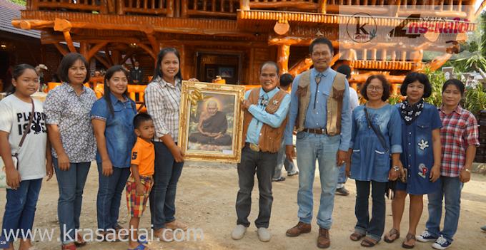 ผู้แทนพิเศษของรัฐบาล (ส่วนหน้า) เดินทางมาร่วมงานรวมพลคนรู้ใจ พบปะพี่น้องประชาชนทั้งไทยพุทธและมุสลิม อำเภอสุไหงปาดี