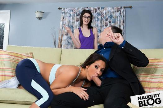 Real Wife Stories – Ava Addams: Stay Away From My Daughter Part 2