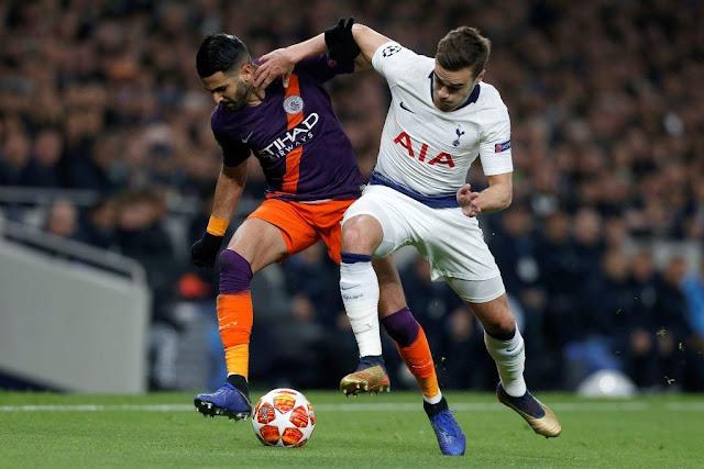 Manchester City Riyad Mahrez