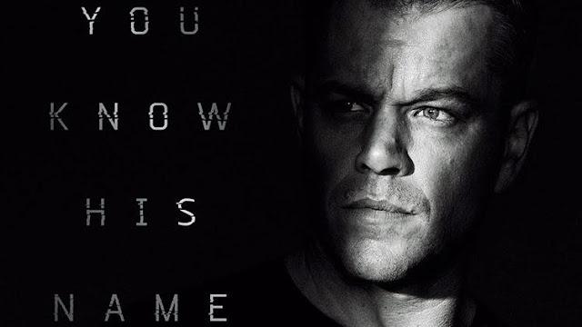 cartel de la película Jason Bourne, 2016