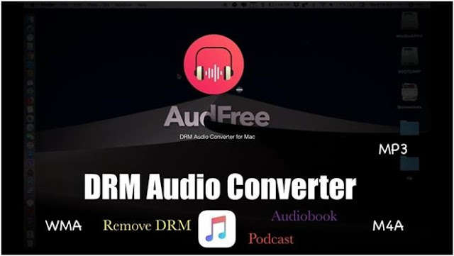 Audfree DRM Audio Converter for Mac Review