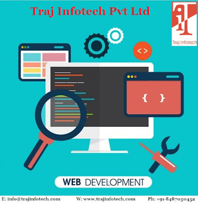 Quick Growth of Different Web Development Technologies - Traj Infotech