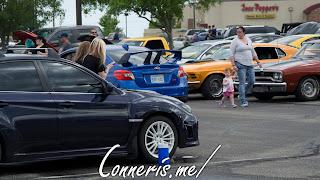 Subaru Impreza WRX STi Wing