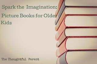 picture books elementary kids imagination