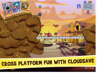 Worms 3 Games Screenshot 5