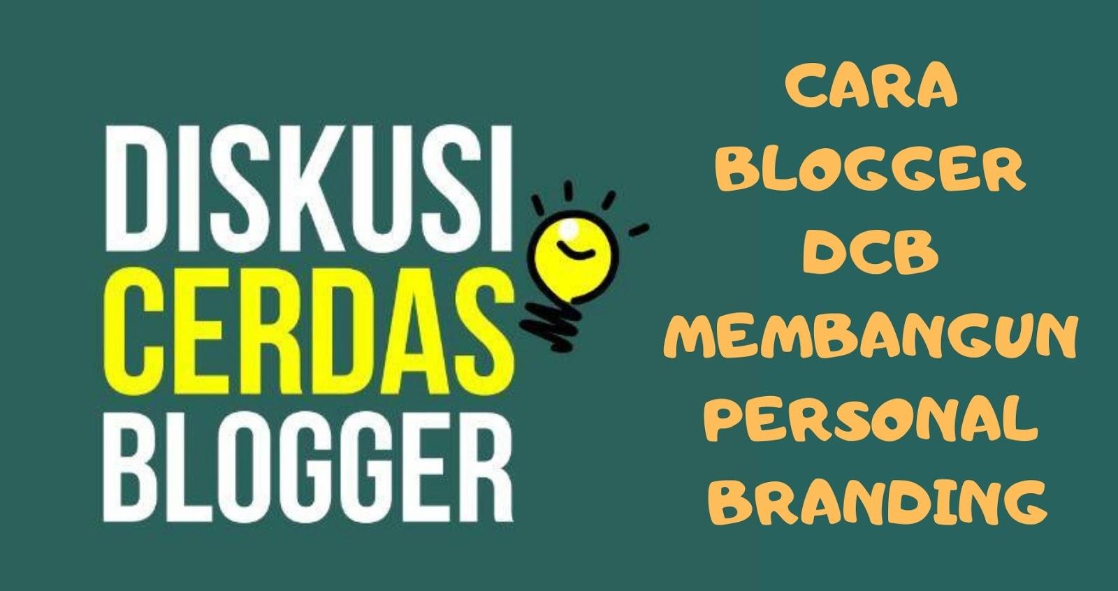 DCB Blogger
